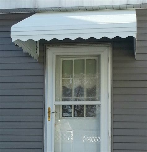white aluminum awning window  door canopy kit   p   ebay