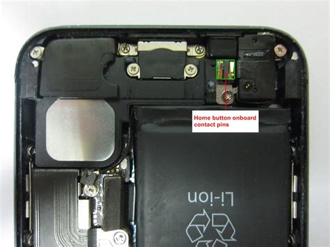 iphone 5 stopped working home button stopped working after lcd digitizer repair