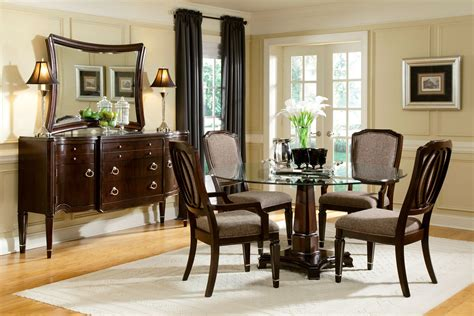 finding suitable design  glass dining room table amaza