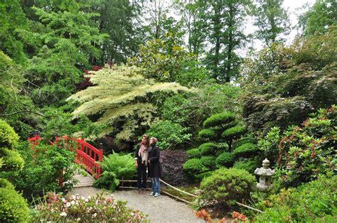 paresse et contemplation au parc botanique de haute