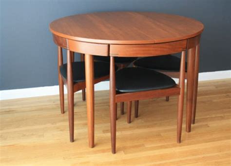 mid century modern kitchen table and chairs decor