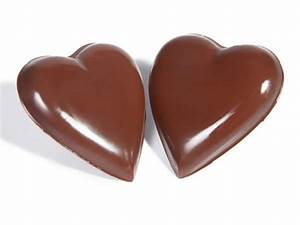 Chocolate Wedding Heart Favors | Li-Lac Chocolates