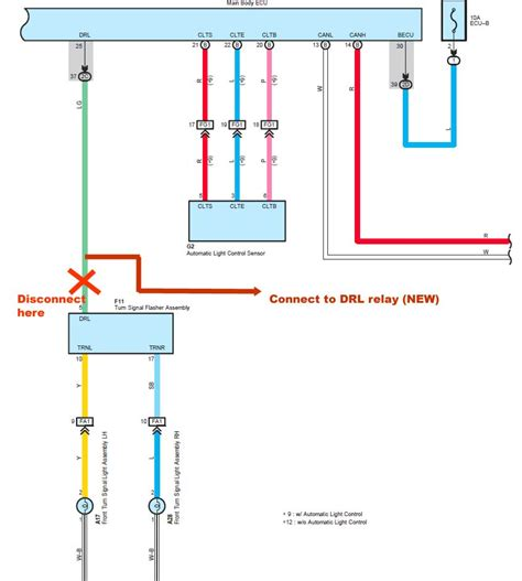 Wiring Diagram For Trailer Hookup Toyota
