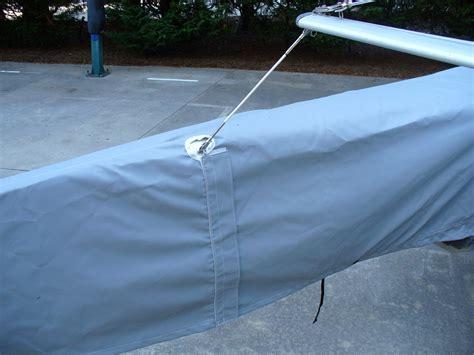 Catamaran Boat Covers by Catamaran Boat Yard Cover Top Gun Made From Top Gun