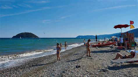 camping roma mit strand alassio albenga savona