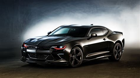 chevrolet camaro black wallpaper hd car wallpapers