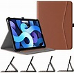 Amazon.com: TiMOVO Case for New iPad Air 4th Generation, iPad Air 4 Case (10.9-inch, 2020), [4 Viewing Angles] PU Leather Folding Folio Stand ...