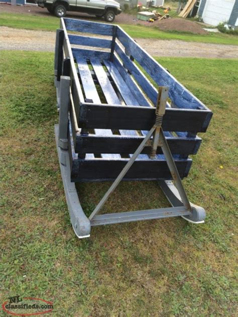 wood sles for sale homemade set of wood sleds for sale phillips head newfoundland