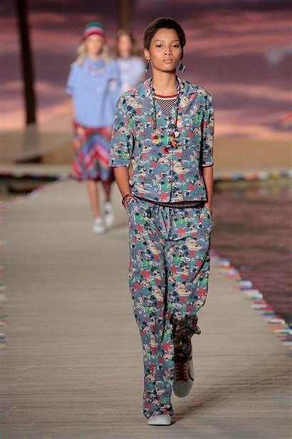 Tommy Hilfiger Summer Spring Week Models York