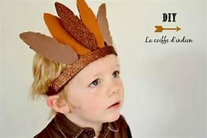 Costume D Indien : diy la coiffe d 39 indien costume enfant maman tout faire ~ Dode.kayakingforconservation.com Idées de Décoration