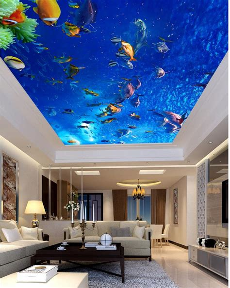 3d Epoxy Wallpapers by Dwell Of Decor 20 Stunning Interior 3d Epoxy Ceiling Ideas