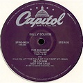 BILLY SQUIER / THE BIG BEAT - Breakwell Records