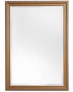 Spiegel Mit Lederrahmen : spiegel mit goldenem barock rahmen ~ Indierocktalk.com Haus und Dekorationen