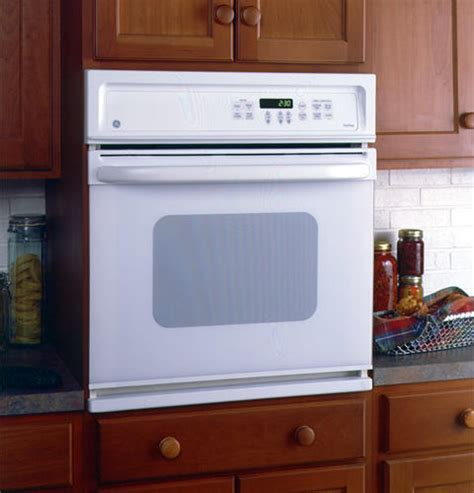 ge  electric single  cleaning wall oven jkpwaww ge appliances