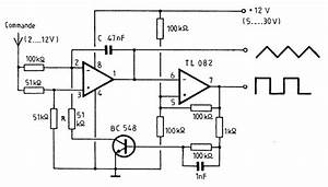 vco with triangle help page 1 With vco schematic