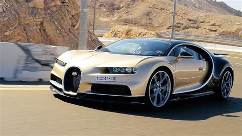 Bugatti Chiron Pics by Bugatti Chiron Supercar Races From Oman To The Uae