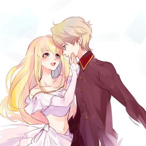 anime cool boy and girl love anime boy anime couple anime girl couple drawing love