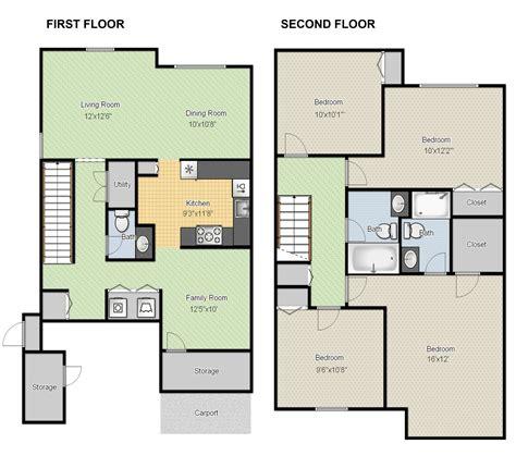 create floor plans     large house floor