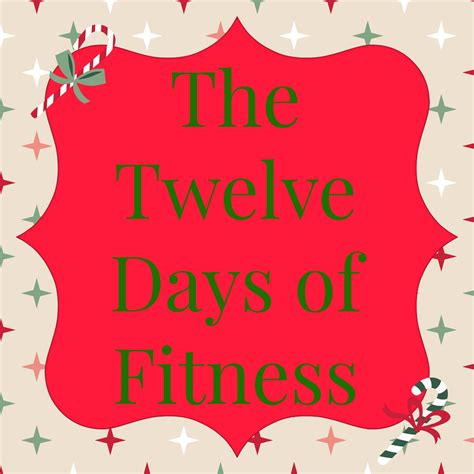 The Twelve Days Of Fitness Day 7  My Own Balance