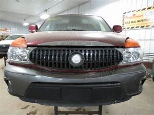 2002 Buick Rendezvous 90592 Miles Radiator Fan Assembly