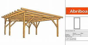 Hangar En Kit Bois : abriboa hangar monopente ~ Premium-room.com Idées de Décoration