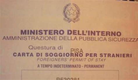 stranieri in italia permesso di soggiorno dal 30 gennaio aumenti record per permessi di soggiorno