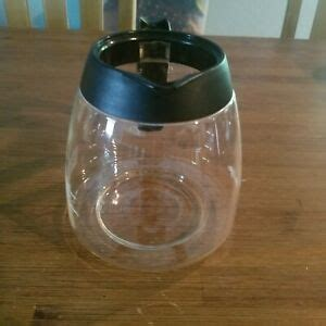 Everyday low prices, save up to 50%. Mr Coffee BVMC-TJX37 12 Cup Coffee Maker Replacement Carafe Glass No Lid | eBay