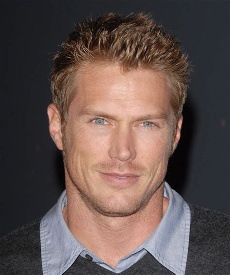 Jason Lewis Short Straight Casual Hairstyle