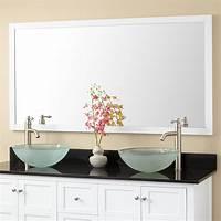 vanity mirrors for bathroom Everett Vanity Mirror - White - Bathroom Mirrors - Bathroom
