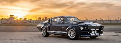 fusion motor can build your own eleanor mustang from