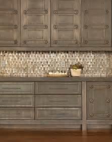 metallic kitchen backsplash trade secrets kitchen renovations part two countertops backsplashes kishani perera