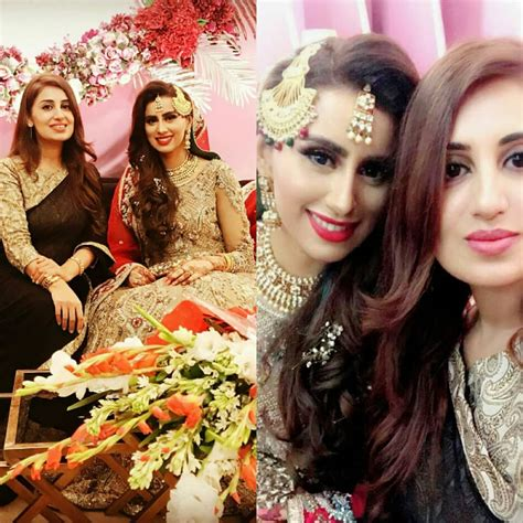 Facebook is showing information to help you better understand the purpose of a page. Morning Show Host Madiha Naqvi Wedding Clicks | Daily ...
