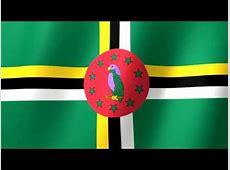 Flag of Dominica drapeau de la Dominique YouTube