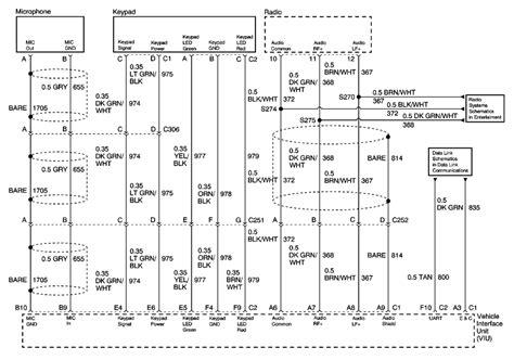 repair guides onstar system  onstar schematics