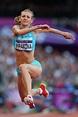 Olga Rypakova-Winner Triple Jump. Kazakhstan. | Sports ...