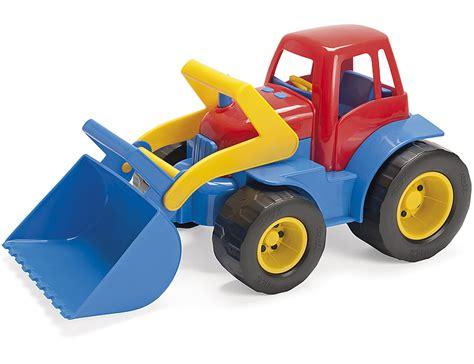 traktor mit frontlader dantoy traktor mit frontlader sandkasten