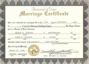 las vegas marriage licensedating sites free online With las vegas wedding license