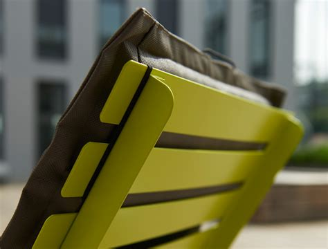 chaise longue fermob outdoor otf cushion for fermob bistro chaise longue