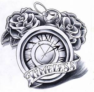 Timeless clock by jerrrroen on DeviantArt