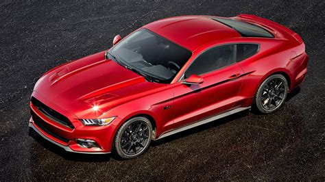 2016 Ford Mustang Gt Wallpaper