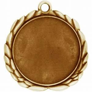 "2-1/2"" Insert Medal |Blank Medal | Express Medals"