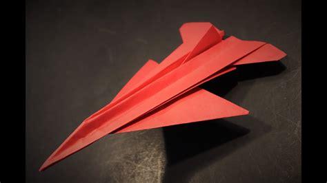 comment faire un avion en papier comment faire un avion en papier f 16