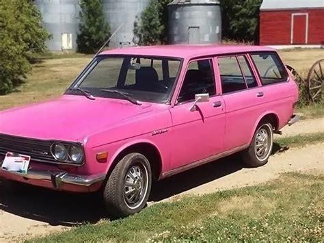 1972 Datsun 510 Wagon by But Pink 1972 Datsun 510 Wagon