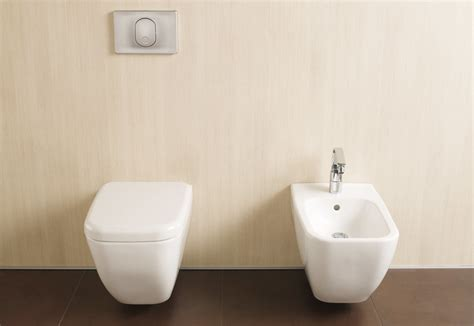 shift bidet und toilette  vitra bathroom stylepark