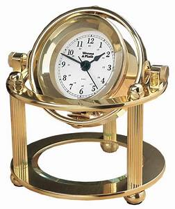 Weems, And, Plath, Solaris, Desk, Clock, 790500