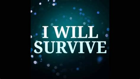 I Will Survive Instrumental
