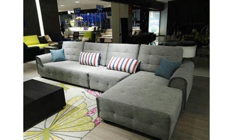 canapé design achat canapés d 39 angle en tissu bellay