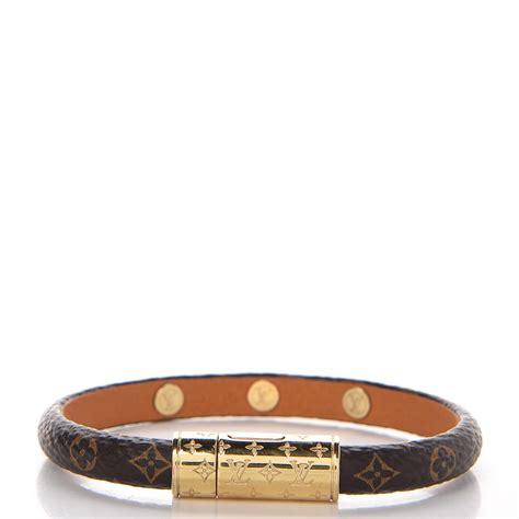 louis vuitton monogram yummy lv bracelet