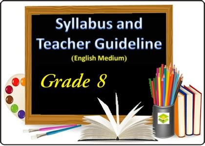 sri lanka grade  school syllabus  teachers guide