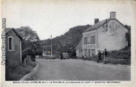 cabinet beaulieu sur layon photos et cartes postales anciennes de beaulieu sur layon 49750